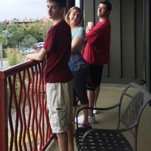 Joshua, Nicole and Jessy