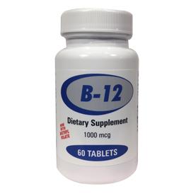 B-12  (60 tablets)