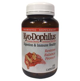 KYO-DOPHILUS (180 capsules)