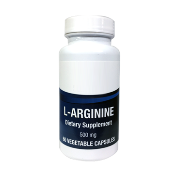 L-ARGININE (60 caps) increases the size & activity of the ...